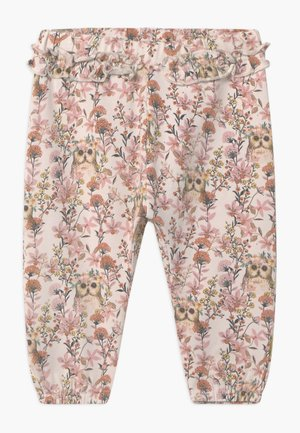 TEODORA BABY - Trousers - white sand