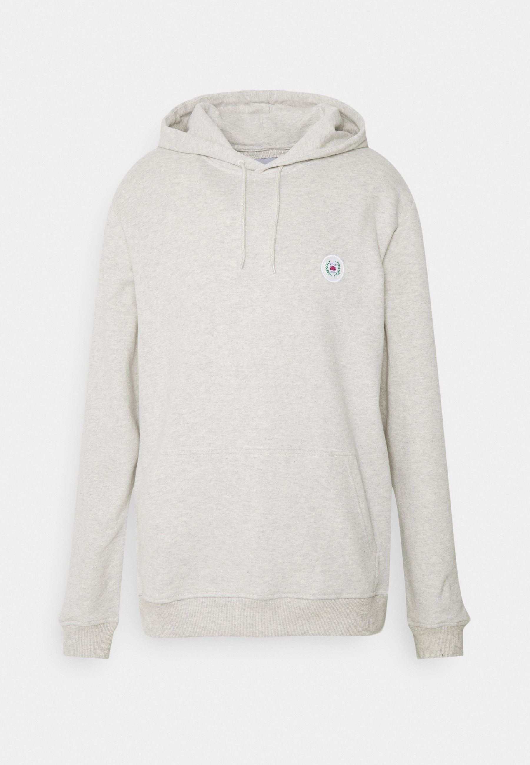Men OUR SHAXY PATCH HOOD - Hoodie