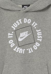 Nike Sportswear - HOODIE - Hoodie - dark grey heather - 2