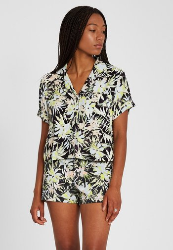 CANT BE TAMED SS - Button-down blouse - lime