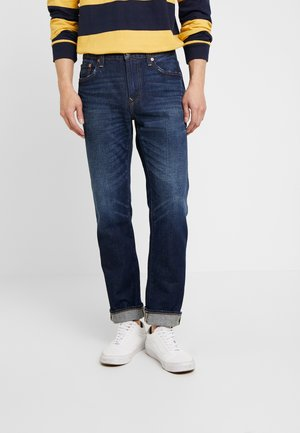 ORIGINAL  DARK WASH - Jeans bootcut - dark-blue denim