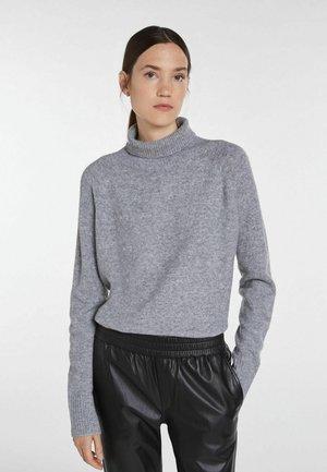 AUS - Jumper - grey melange
