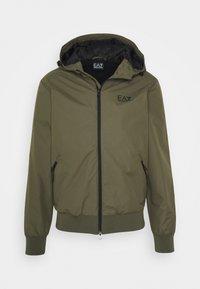 EA7 Emporio Armani - GIUBBOTTO - Light jacket - grape leaf - 0