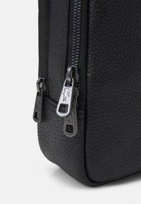 Lacoste - SOFT MATE - Briefcase - black - 4