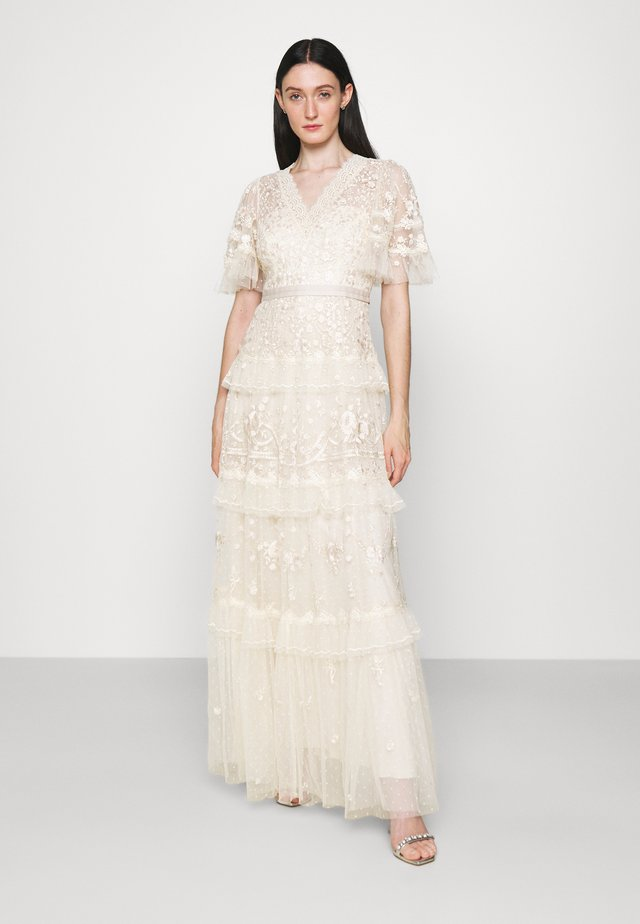 FRANCINE GOWN - Occasion wear - champagne/pink