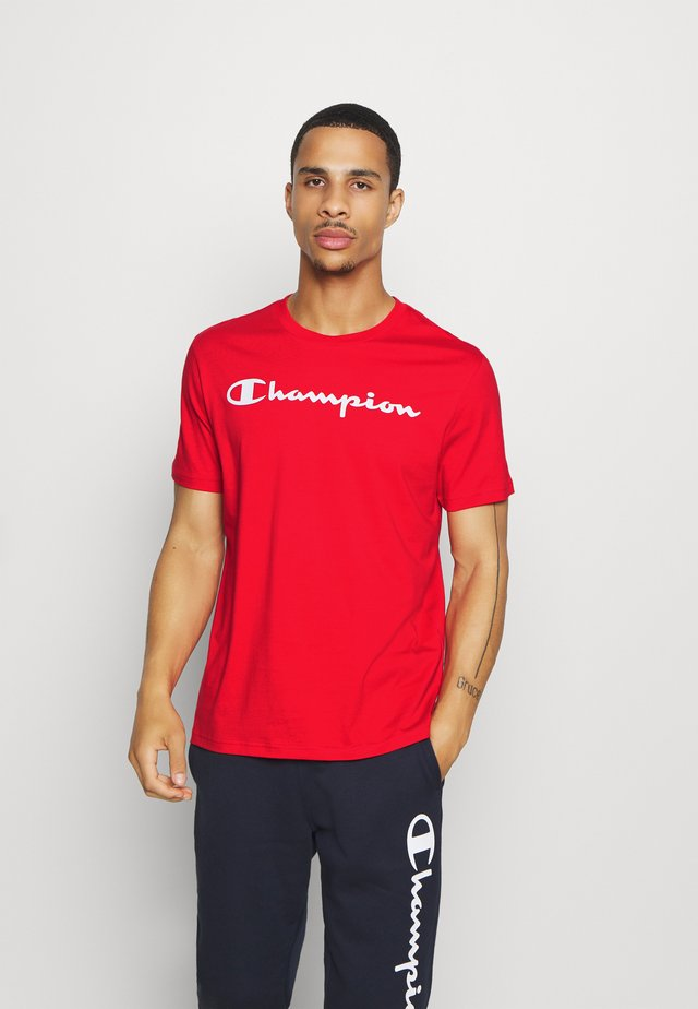 LEGACY CREWNECK - T-shirt con stampa - red