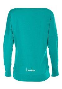 Winshape - LONGSLEEVE - Sweatshirt - ocean green - 3