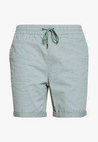 Brooklyn Supply Co. - OVER DYED - Kraťasy - teal - 4