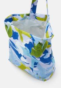 STUDIO ID - TOTE BAG M - Velká kabelka - multicoloured/blue - 2