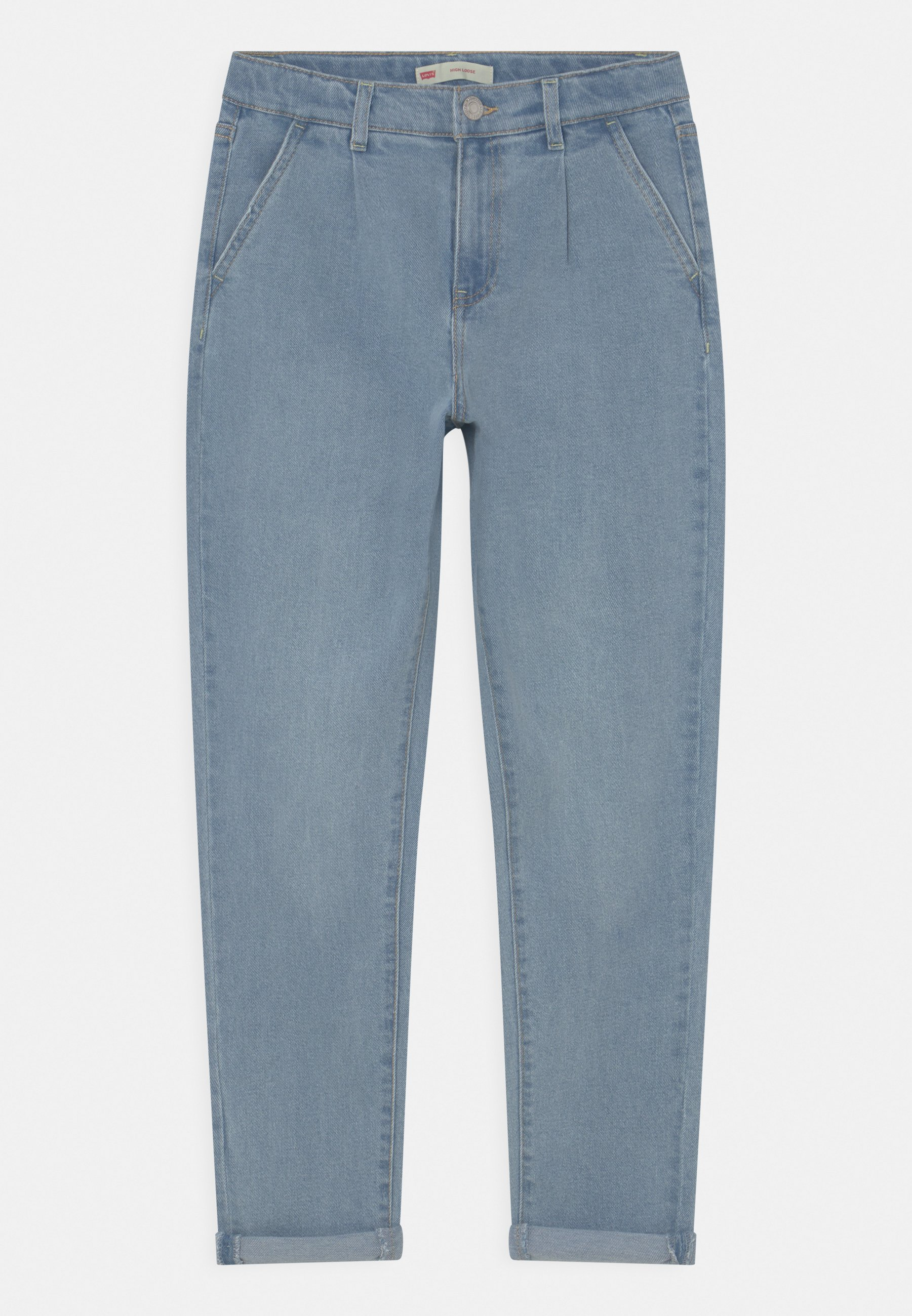 Kids PLEATEDHIGHLOOSE - Relaxed fit jeans