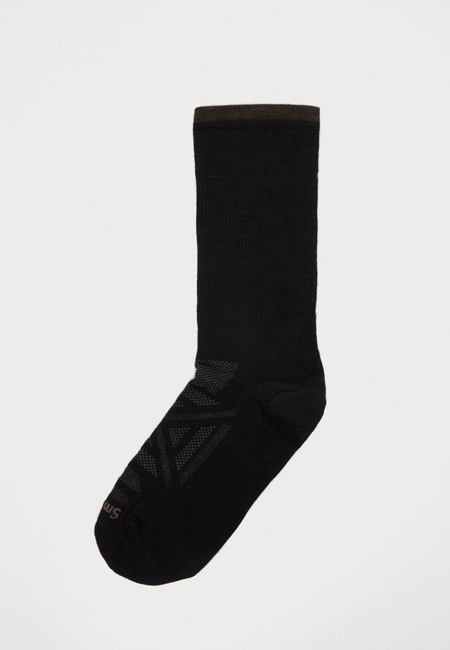 PHD CREW - Sports socks - black