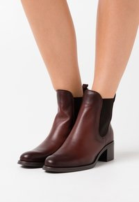 Tamaris - BOOTS - Classic ankle boots - cafe - 0