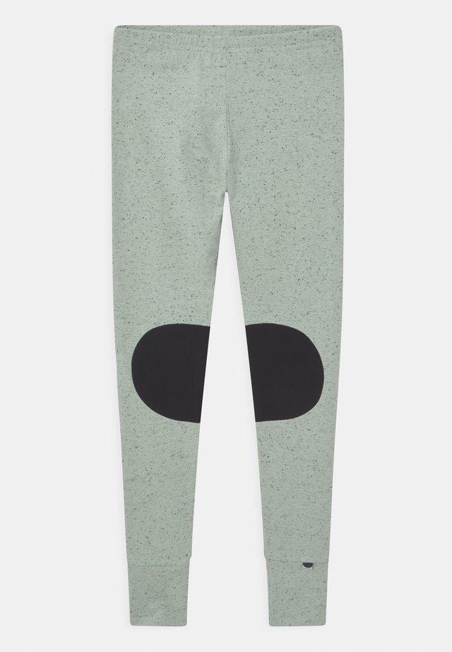 PATCH UNISEX - Legging - melange green