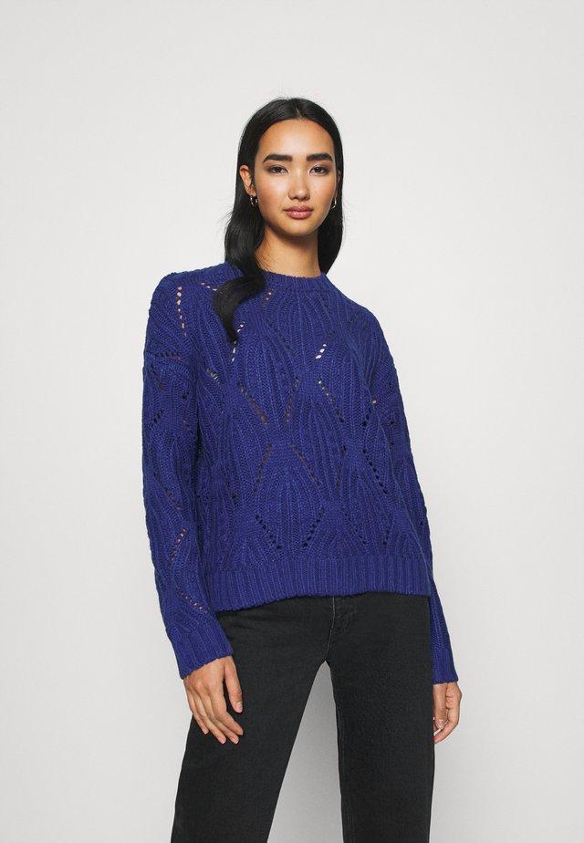 LAURA - Maglione - pop blue