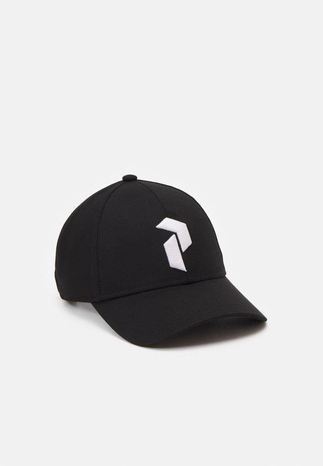 RETRO UNISEX - Cap - black