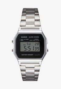 Digitaal horloge - silber