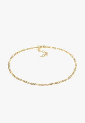 FUSSSCHMUCK FIGAROKETTE - Bracelet - gold-coloured
