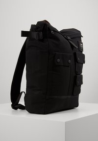 Ecoalf - MULTIPOCKET BACKPACK - Reppu - black - 3
