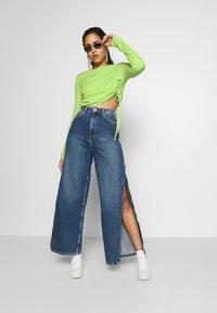 Pepe Jeans - DUA LIPA X PEPE JEANS  - Camiseta de manga larga - lime - 1