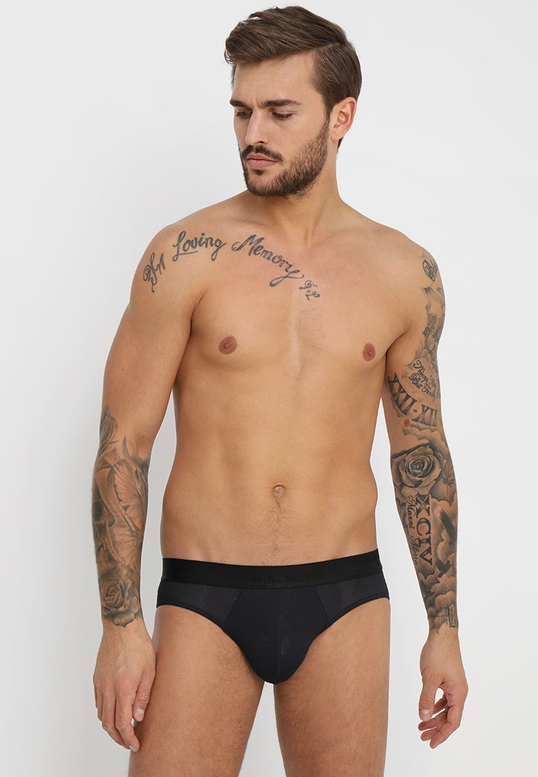 HOM - MINI BRIEF - Briefs - black