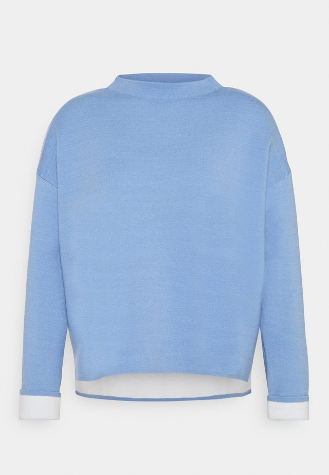 PERGOLA - Sweter - blue mood