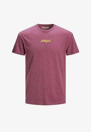 JUNGEN  - T-shirt print - hawthorn rose