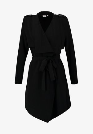 OBJANNLEE SHORT - Trenchcoats - black