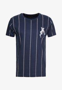 Amsterdenim - PRIDE - T-shirt con stampa - navy - 4