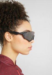 Oakley - FLIGHT JACKET UNISEX - Sportbrille - black - 4