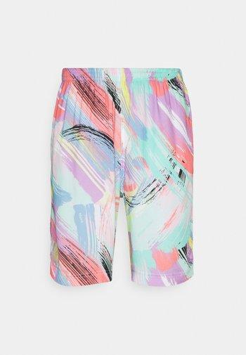 DOUBLETROUBLE - Shorts - lavendula