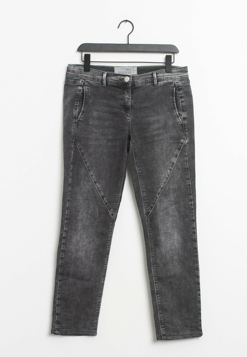 Cecil - Slim fit jeans - grey