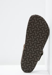 Birkenstock - GIZEH - T-bar sandals - graceful toffee - 6