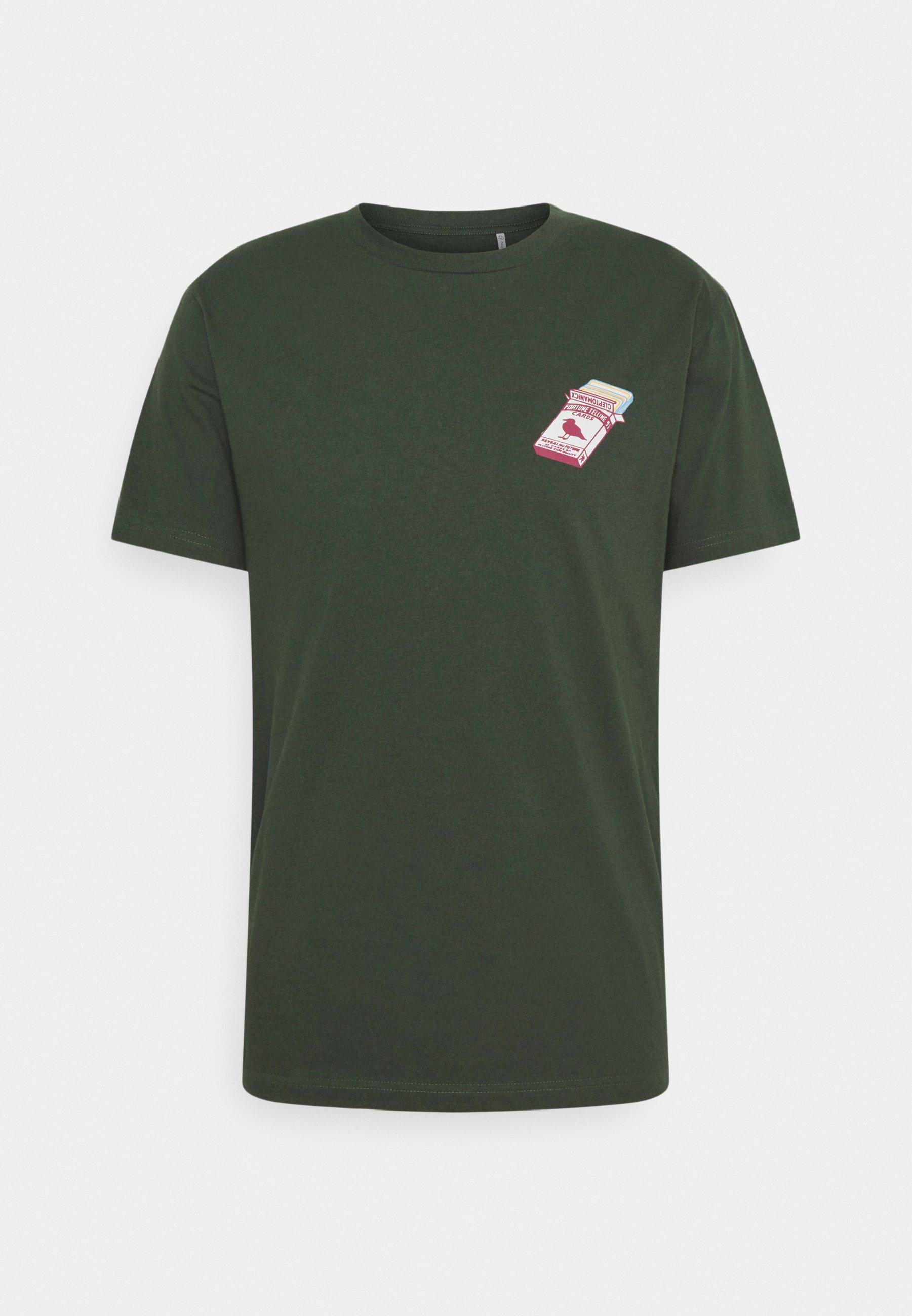 Men FORTUNE TELLA - Print T-shirt