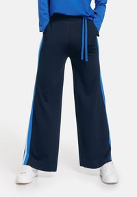 Gerry Weber - Tracksuit bottoms - dark navy - 0