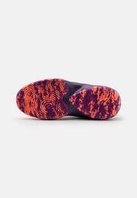 Nike Performance - FREAK 2 SE UNISEX - Koripallokengät - bright mango/red plum/volt/grand purple - 4
