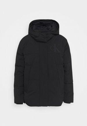 ECO PUFFER JACKET - Winter jacket - black