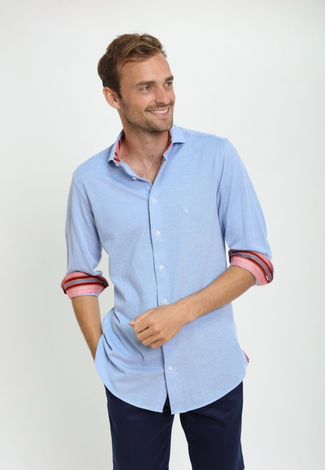 JIWE - Shirt - blue