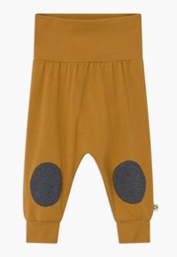 Müsli by GREEN COTTON - COZY ME KNEE PANTS - Pantalon classique - wood - 0