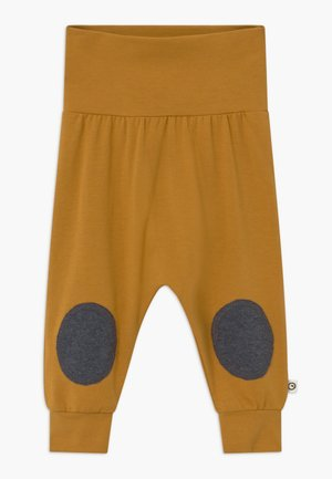 COZY ME KNEE PANTS - Trousers - wood
