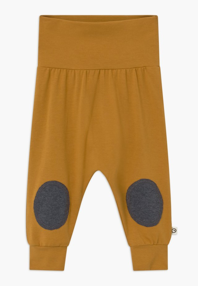 COZY ME KNEE PANTS - Bukse - wood