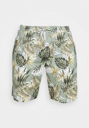 JJIFREE JJJOGGER - Shorts - green milieu