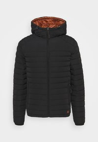 Jack & Jones PREMIUM - JJBASE LIGHT HOOD JACKET - Jas - black - 0