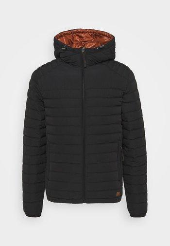 JJBASE LIGHT HOOD JACKET - Light jacket - black