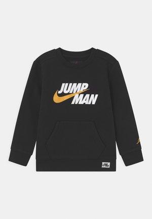 JUMPMAN CREW UNISEX - Sweatshirt - black