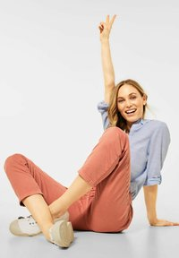 Cecil - Slim fit jeans - orange - 2
