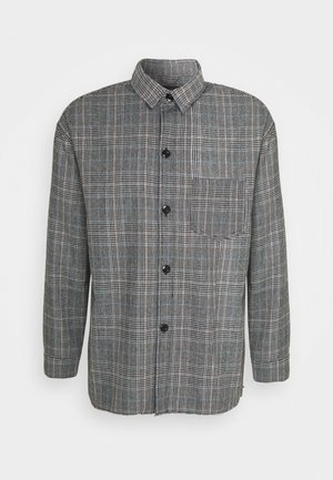 RAW HEM CHECK  - Lehká bunda - grey