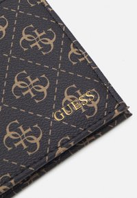 Guess - VEZZOLA BILLFOLD - Wallet - dark brown - 5