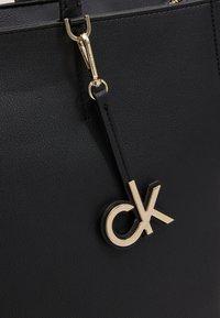 Calvin Klein - Tote bag - black - 3