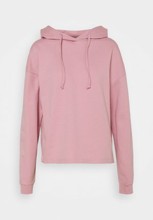 ONLDREAMER LIFE HOOD - Sweat à capuche - dawn pink