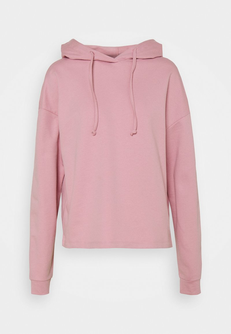 ONLY Tall - ONLDREAMER LIFE HOOD - Jersey con capucha - dawn pink